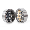 high speed self aligning ball bearing 1303G14C3 for motorcycle