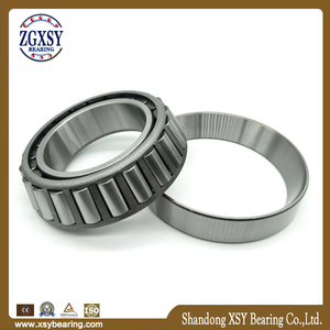 China Brand Rear Wheel Bearing 30307 Taper Roller Bearing