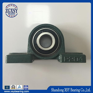 Zgxsy 8mm Inside Diameter Zinc Alloy Pillow Block Bearing UC UCP Series