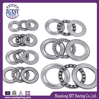 Super Quality Engine Thrust Bearing with Ball And Roller Structure 50000 Series