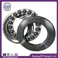 51100 Free Sample Cheap Low Noise Roller Thrust Ball Bearing