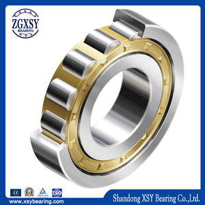 Polyamide Made Cage Nu206e. Tvp2 India Single-Row Cylindrical Roller Bearing Nu206