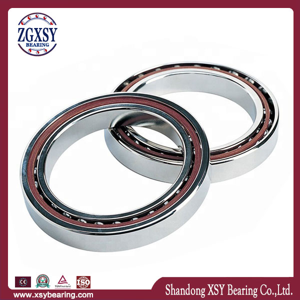 7304 Bearing 7304AC Angular Contact Ball Bearing for Gas Turbines 20*52*15mm