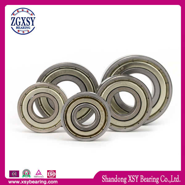 Deep Groove Ball Bearing Used To Automobiles And Motorcycles Bearing 6000