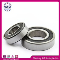 Deep Groove Ball Bearing Used To Precision Instrument Low Noise Motor Scooter Bearing 6202