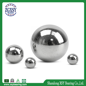 Metal Powder Compression Iron Bronze Ball Bearings for Machinery Parts