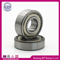 Chinese Manufacturer Stainless Steel /Chrome Steel 604 Open/Zz/2RS Deep Groove Ball Bearing