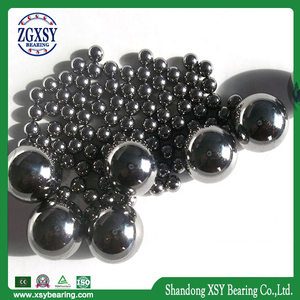 "Bearing Accessory 1/8"" 1/4"" 11/32"" 1/2"" Carbon Steel Bearing Ball"