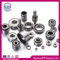 Inexpensive Mini Deep Groove Ball Bearings 629-Z 629-2z 629-RS 629-2RS