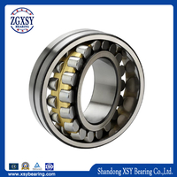 Long Life Brass Cage D260 23052/W33 Spherical Roller Bearing