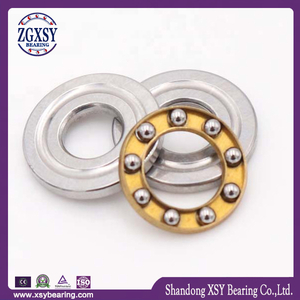 Free Sample Thrust Ball Bearing 51204